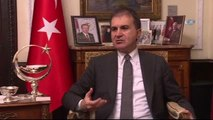 """Konu: - AB Bakanı Çelik: """"Fetö'nün Terör Örgütü Olarak Sayılmaması, AB'nin Terörle Mücadeledeki..."""