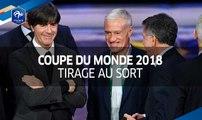"""Equipe de France, Didier Deschamps: """"Trois adversaires au profil différent"""", interview I FFF 2017"""