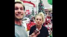 Kaley Cuoco et Karl Cook sont fiancés (et tout a été filmé)