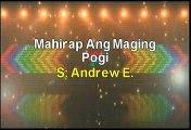 Andrew E Mahirap Ang Maging Pogi Karaoke Version