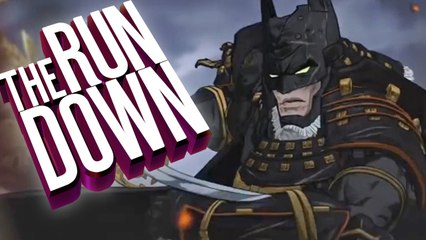 Batman Anime Unmasked! - The Rundown - Electric Playground