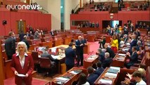 Australian Senators approve same-sex marriage law