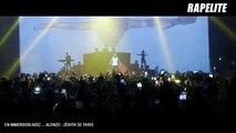 Alonzo au Zénith de Paris avec Mhd, Gradur, Psy 4 de La Rime ... - En Immersion
