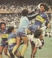 Torneo Metropolitano de 1984: River Plate 4-1 Boca Juniors (11-11-1984)