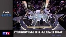 [Zap Actu] Concours de punchlines au Grand Débat des Présidentielles 2017 sur TF1 ! (21_03_17)-YwOw65o_Xr8