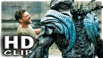 SKYLINE 2 - Alien Encounter Scene (2017) Beyond Skyline Sci-Fi Action Movie Clip HD