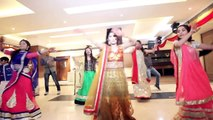 Bride Sisters Dancing at Ladies Sangeet on Bollywood Songs | Indian Wedding Dance Video | Punjabi Wedding Dance