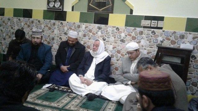 Dua Eid Milad Ul Nabi (SAW) Astana Warsi Awaisi, Lahore Dec 1st, 2017