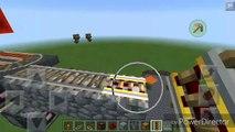 [マインクラフトPE]爆撃機の作り方!