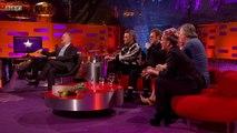 Robbie Williams Ayda Field The Graham Norton Show
