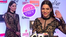 Ankita Lokhande Hot Look At Filmfare Glamour And Style Awards 2017