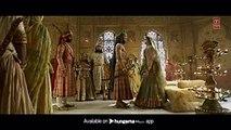 Padmavati  Ek Dil Ek Jaan Video Song  Deepika Padukone  Shahid Kapoor  Sanjay Leela Bhansali