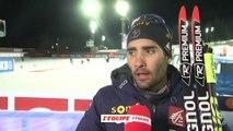 Biathlon - CM ( H) : Martin Fourcade «C'est la loi du sport»