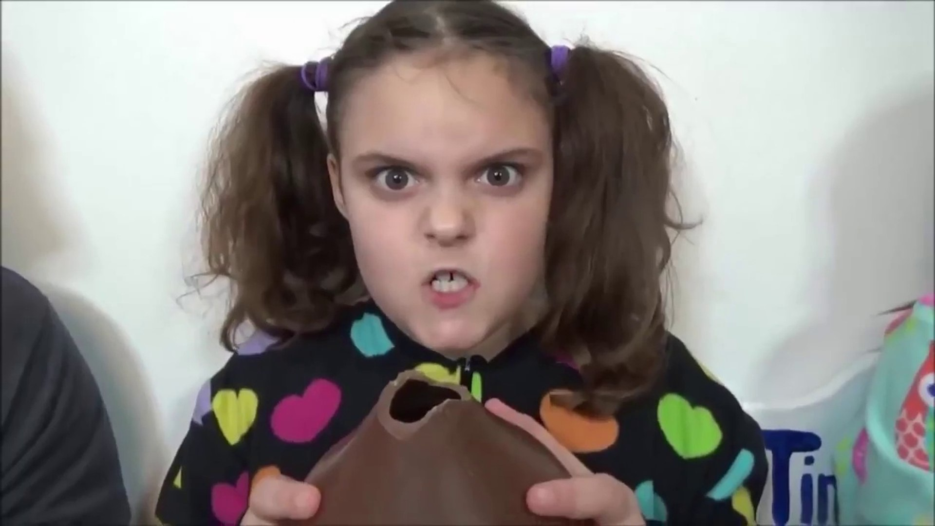Toy Freaks - Freak Family Vlogs - Bad Baby Giant Candy Taste Test Challenge Toy Freaks Family Bad ki