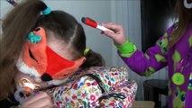 Toy Freaks - Freak Family Vlogs - Bad Baby Magic School Annabelle Teacher Victoria Swimming Pool In House Hidden Egg Crying Baby