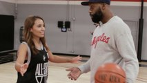 Britt Johnson Goes 1-on-1 with NBA Legend Baron Davis   Fumble Exclusive