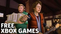Free Games With Gold For Xbox One and 360 - December 2017