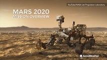 NASA begins construction of Mars 2020 rover mission