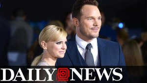 Chris Pratt officially files for divorce from Anna Faris