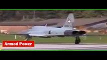Israel actualizara los cazas F-5E Tiger II y F-5F de la Fuerza Aérea de Honduras