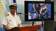 Armada argentina descarta que indicio estudiado sea submarino