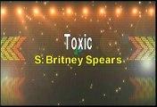 Britney Spears Toxic Karaoke Version