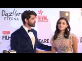 When Hrithik Roshan Unbalance For Alia Bhatt's Coming at Red Carpet of Filmfare Awards