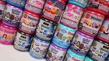 MASHEMS VS FASHEMS OPENING! Harley Quinn,DC Hero Girls,Spiderman,Transformers,Disney Princess Toys