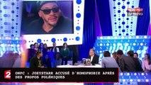 ONPC : JoeyStarr accusé d'homophobie après des propos polémiques (vidéo)