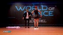 World of Dance Boston 2017 : marionnette dance