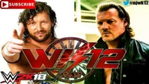 NJPW Wrestle Kingdom 12 IWGP US Heavyweight Title Kenny Omega vs. Chris Jericho Predictions WWE 2K18