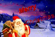 Merry Christmas Animated greetings-greetings 3D video-greetings cards-images-photos-ecards-sayings