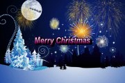 Merry Christmas Animated Greetings: Christmas Greetings wallpapers,Wishes With beautiful3D Images,dailymotion 3D video