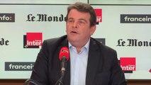"""Thierry Solère : """"Je suis désespéré de la dérive identitaire dans laquelle on entraîne la droite"""""""
