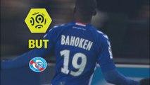But Stéphane BAHOKEN (65ème) / RC Strasbourg Alsace - Paris Saint-Germain - (2-1) - (RCSA-PARIS) / 2017-18