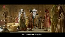 Padmavati- Ek Dil Ek Jaan Video Song - Deepika Padukone - Shahid Kapoor - Sanjay Leela Bhansali
