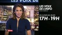 CNEWS - Bande annonce Les Voix de l'Info - Sonia Mabrouk (2017)
