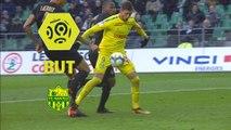 But Emiliano SALA (61ème) / AS Saint-Etienne - FC Nantes - (1-1) - (ASSE-FCN) / 2017-18