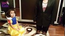 UmiKids Komik Şov 5.Bölüm : Çizgi Film ve Masal Karakterleri Pamuk Prenses ve Yedi Cüceler