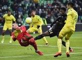 ASSE-Nantes : But valable de Sala refusé par l'arbitre