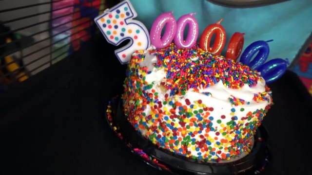 Thanks for 5 million (sorry no sprinkles) (I'll delete this later)
