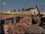 DESTRUCTION DE LA MOSQUEE AL AQSA