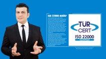 ISO 22000 Nedir - TÜRCERT