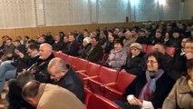 Traian Băsescu, întîlnire cu cetăţenii din Cimişlia, R. Moldova