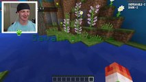 EXTREME FIND THE BUTTON ON MINECRAFT POCKET EDITION!