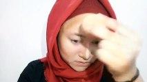 Makeup Artist Creates Beautiful Rose-Gold Eye Shadow Tutorial