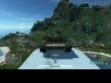 Crysis concours cascade No-Frag