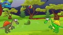 Kartun Dinosaurus Lucu - Rebutan Makan - Game Permainan Anak Anak-_S5dWLmxxu4