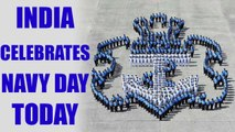 Navy Day 2017 : PM Modi greet brave hearts of Indian Navy  Oneindia News