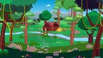 Serigala dan Tujuh Anak Domba Cerita Untuk Anak Anak - Dongeng Anak Animasi Kartun Bahasa Indonesia-9Xg0uTmP9LI
